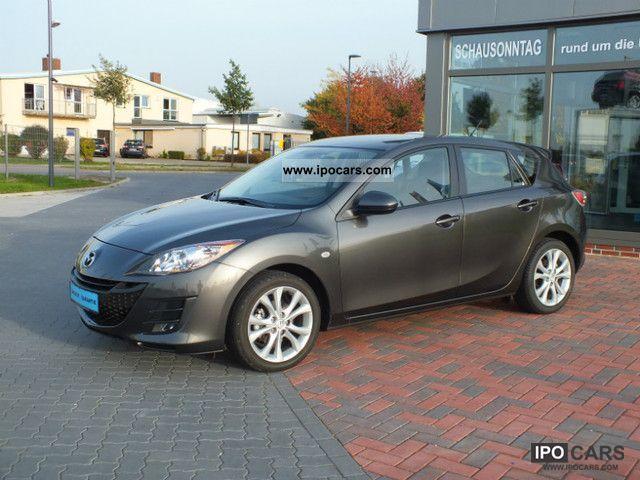 2012 Mazda 3 1.6 MZR Active Plus Limousine