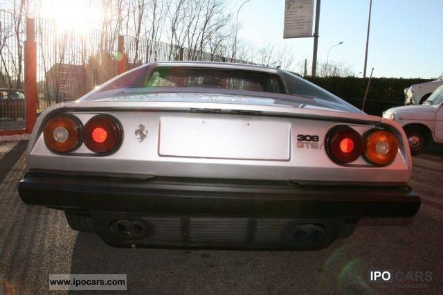 1981 Ferrari  308 GTBi Sports car/Coupe Classic Vehicle photo