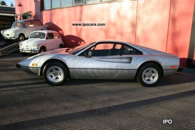 1981 Ferrari 308 GTBi Sports car/Coupe Classic Vehicle photo 4