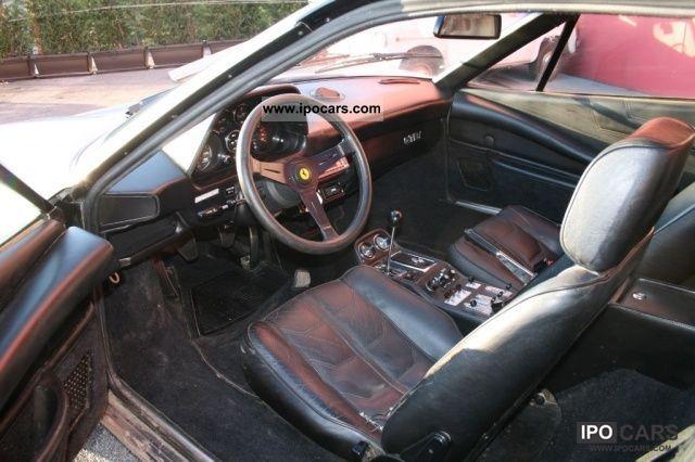 1981 Ferrari 308 GTBi Sports car/Coupe Classic Vehicle photo 7