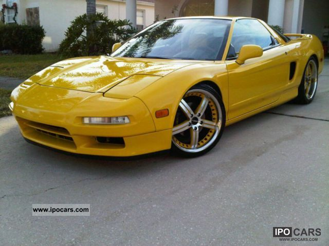 1992 Acura  NSX Sports car/Coupe Used vehicle photo