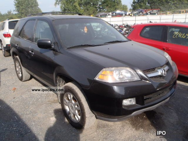 2006 Acura  MDX Off-road Vehicle/Pickup Truck Used vehicle			(business photo
