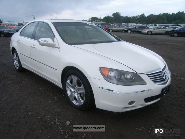 2005 Acura  RL Limousine Used vehicle			(business photo