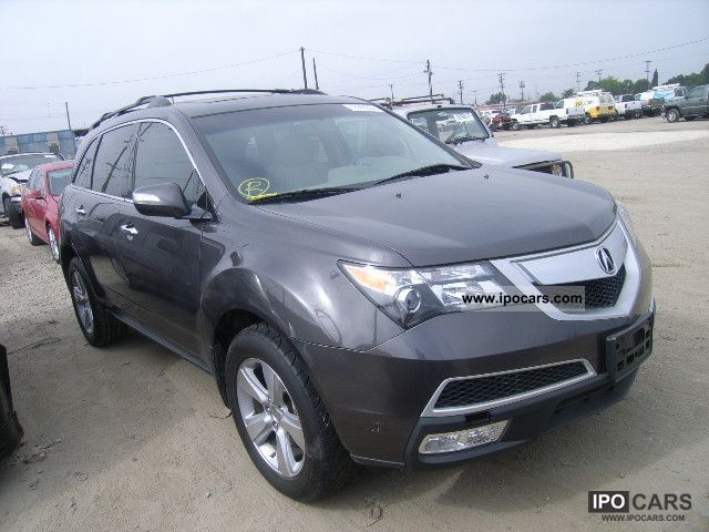 2010 Acura  MDX Off-road Vehicle/Pickup Truck Used vehicle			(business photo