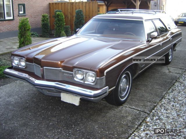 1973 Pontiac  Catalina Safari Limousine Classic Vehicle photo