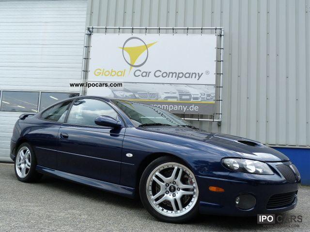 ... Pontiac GTO 6.0 V8 LEATHER, CLIMATE 2005 Used Vehicle Photo