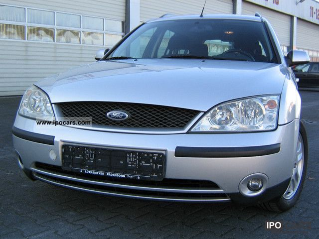 2002 ford mondeo 1 8 turnier ghia 1 hand klima t v au new car photo and specs. Black Bedroom Furniture Sets. Home Design Ideas