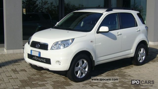 Daihatsu  Terios 1.5 4WD Green Powered 2009 Liquefied Petroleum Gas Cars (LPG, GPL, propane) photo