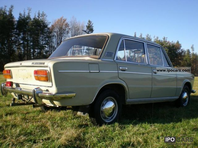 Lada  2103 1973 Vintage, Classic and Old Cars photo