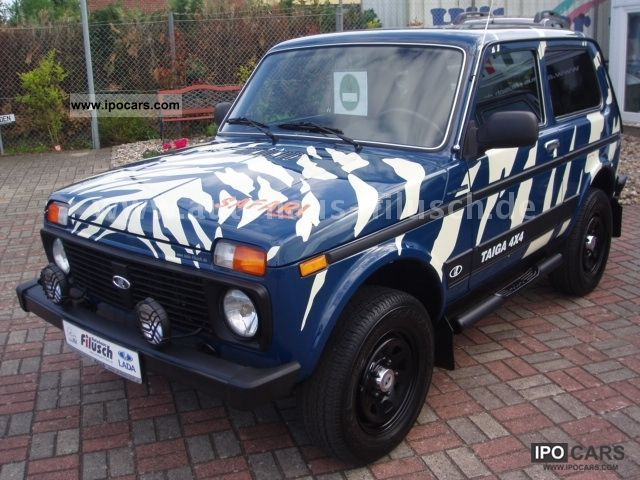 Lada  Niva M 4x4 Only Spec. / LPG autogas! / Mod 2011 ` 2010 Liquefied Petroleum Gas Cars (LPG, GPL, propane) photo