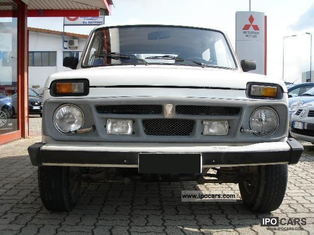 Lada  1.6 G.P.L. 1995 Liquefied Petroleum Gas Cars (LPG, GPL, propane) photo