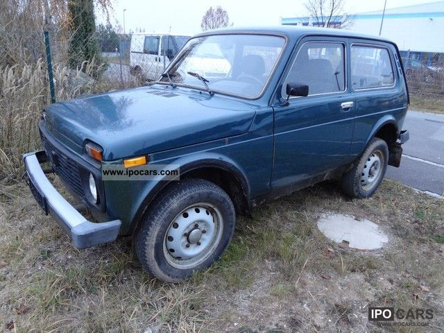 2001 lada niva 1 9 disel 4x4 car photo and specs. Black Bedroom Furniture Sets. Home Design Ideas