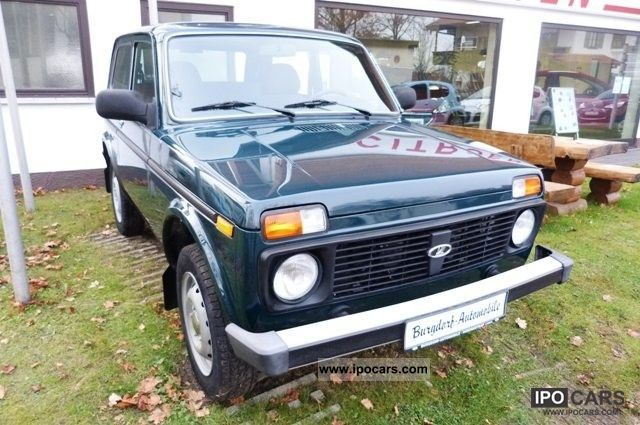 Lada  Niva 4x4 * GAS * 1.7 M 2010 Liquefied Petroleum Gas Cars (LPG, GPL, propane) photo