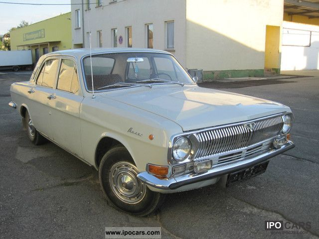Lada  Volga Volga GAZ M 24 TÜV new H-plates 1972 Vintage, Classic and Old Cars photo