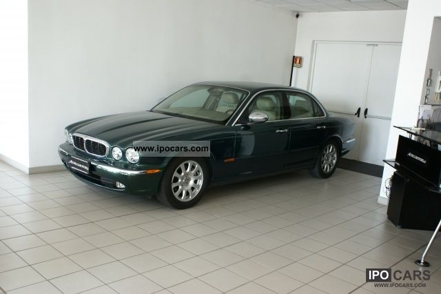 Jaguar  XJ 3.5 V8 cat Exec. Metano 2003 Compressed Natural Gas Cars (CNG, methane, CH4) photo