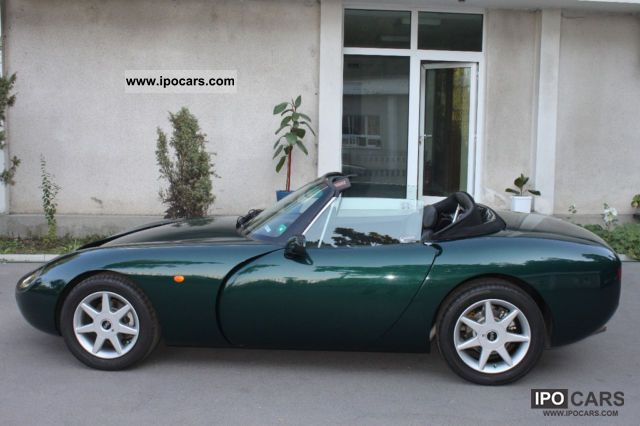 1998 tvr griffith 500 car photo and specs. Black Bedroom Furniture Sets. Home Design Ideas