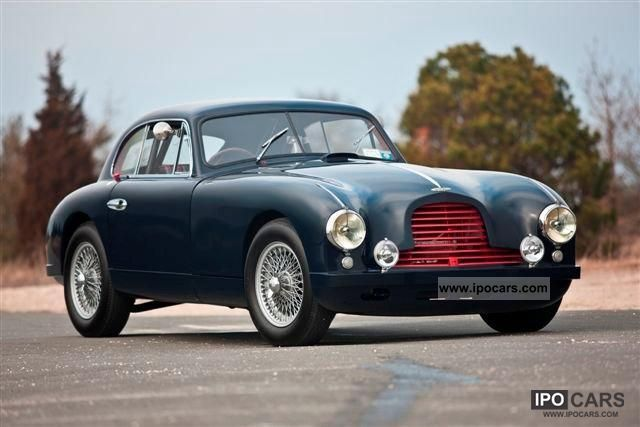 Aston Martin  DB2 1953 Vintage, Classic and Old Cars photo