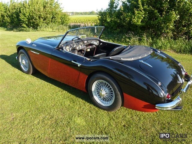 Austin  Healey 100 Six Healey 1957 Vintage, Classic and Old Cars photo