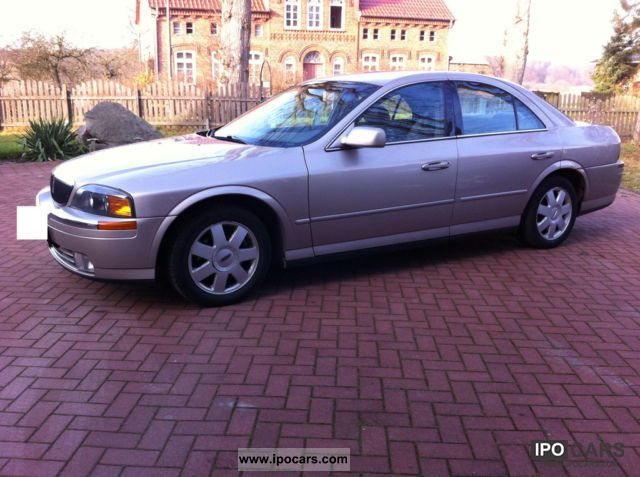 Lincoln  LS, V8, AUTO LPG GAS, AUTOMATIC, LEATHER, MOT NEW 2002 Liquefied Petroleum Gas Cars (LPG, GPL, propane) photo