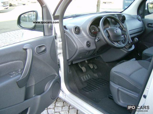 2012 Mercedes-Benz  Citan 109 combi long radio air Estate Car Demonstration Vehicle photo