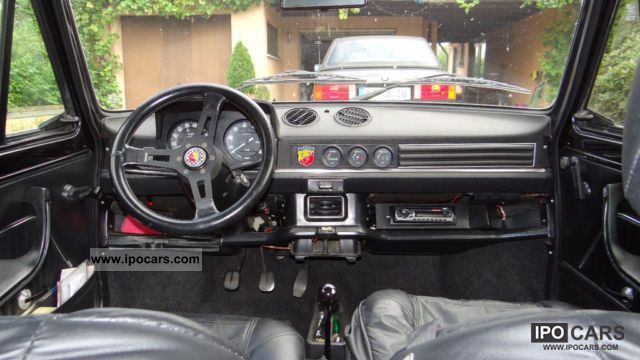 1975 Abarth Autobianchi A112 70 Hp Car Photo And Specs