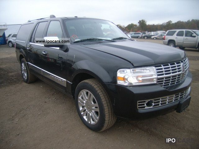 2011 Lincoln  NAVIGATOR Off-road Vehicle/Pickup Truck Used vehicle(business photo