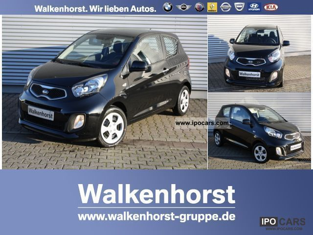 2012 Kia  Picanto 1.0 CVVT Ed.7 3-door. Limousine New vehicle photo