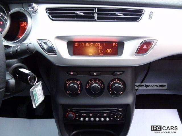 2011 Citroen C3 1.4 HDI 70 COMFORT II 5P - Car Photo and Specs