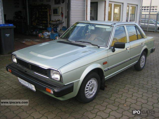 1983 Triumph  Acclaim rarity collector vehicle Limousine Used vehicle photo
