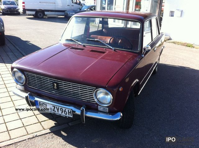 Lada  VAZ 2101 1973 Vintage, Classic and Old Cars photo