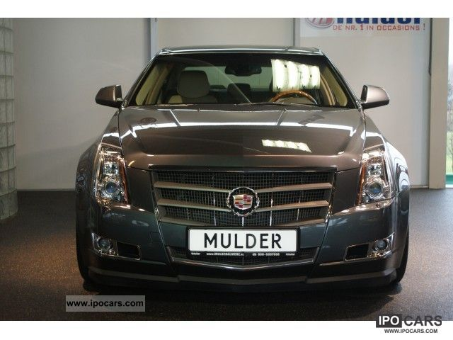 2012 Cadillac Cts 3 6 V6 Sport Luxury Awd Car Photo And