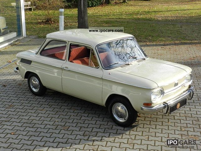 NSU  1000C, 1.Hd. + prominent collectors, org. 38tkm, TOP 1971 Vintage, Classic and Old Cars photo