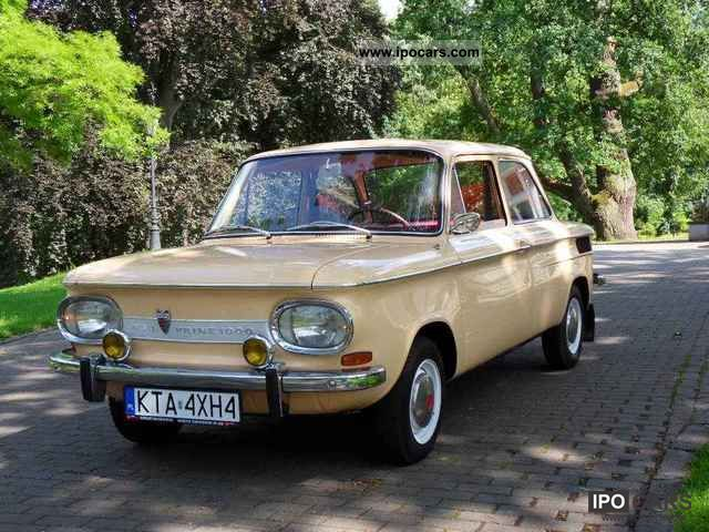 NSU  Prinz 1000 1966 Vintage, Classic and Old Cars photo