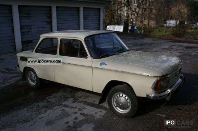 NSU  typ.110 1972 Vintage, Classic and Old Cars photo