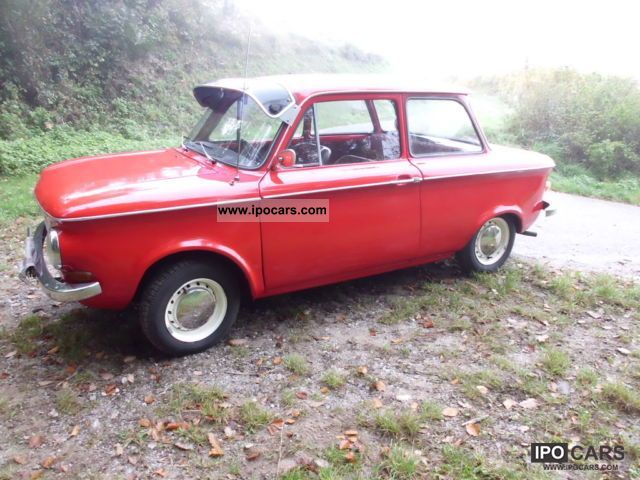 1971 NSU  Prinz 4 Limousine Used vehicle photo