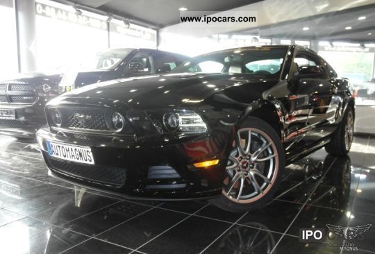 2012 Ford  2013 Mustang GT Premium 5.0 Brembo, xenon, IMMEDIATELY Sports car/Coupe New vehicle photo