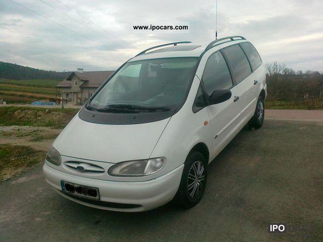 1996 Ford  Galaxy Van / Minibus Used vehicle photo