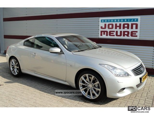 2009 Infiniti  37 G35 Coupe 3.7 V6 S Automaat7 Sports car/Coupe Used vehicle photo
