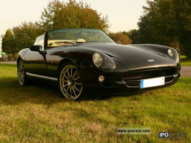 2002 tvr chimaera 500 lhd black year 2002 car photo. Black Bedroom Furniture Sets. Home Design Ideas
