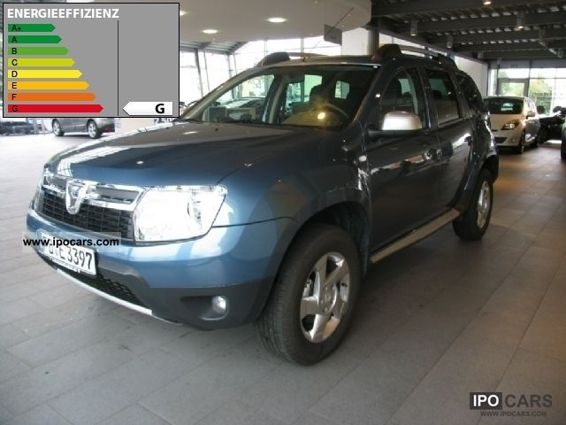 2012 dacia duster prestige dci 110 4x2 leather car photo and specs. Black Bedroom Furniture Sets. Home Design Ideas