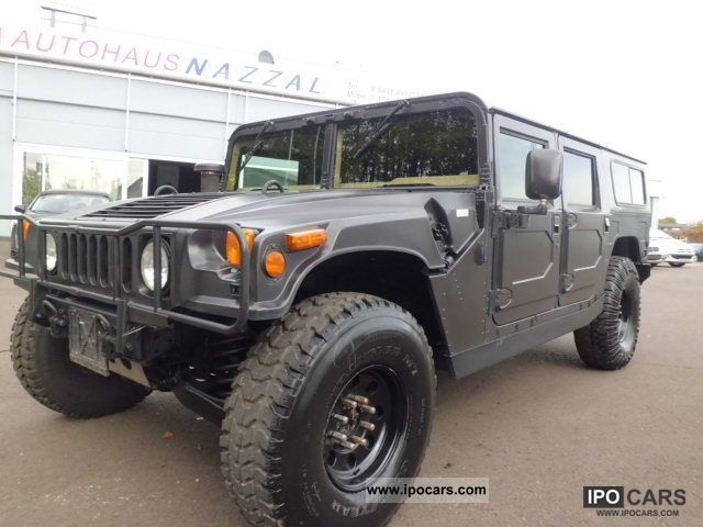 2000 Hummer  H1 HMCS 5.7 V8 AUTO STATION. * LEATHER BEIGE * Air * Off-road Vehicle/Pickup Truck Used vehicle photo