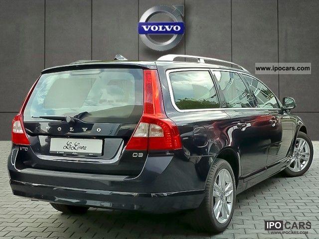 2012 Volvo V70 D3 Summum Car Photo And Specs