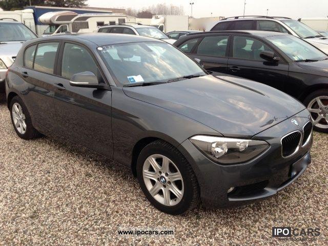 2012 BMW  118 d 5p. Unique Limousine Used vehicle photo