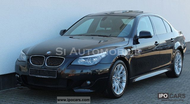 2010 BMW  525d Aut. Sport edition VOLLAUSSTATTUNG ° ° ° HUD Limousine Used vehicle photo