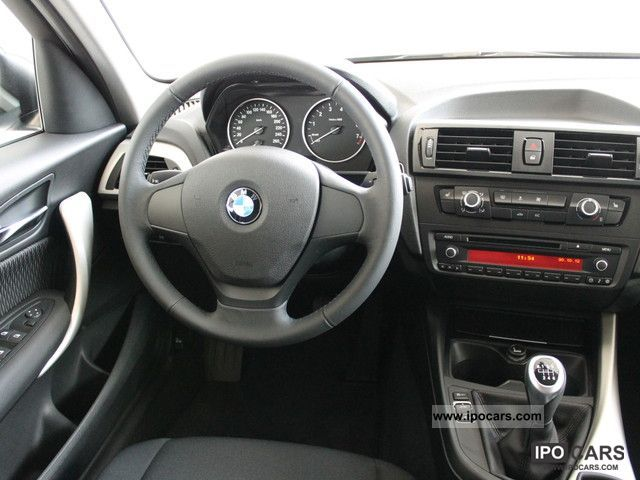 2012 Bmw 116i Seats Pdc Car Photo And Specs