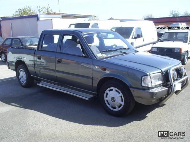 2001 Tata  Telcoline pick-up 2.0tdi autocarro 5posti Estate Car Used vehicle photo
