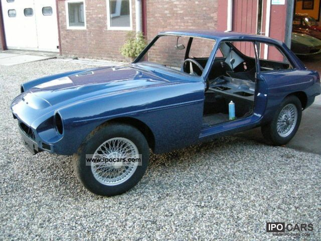MG  MGC GT V8 once! 1970 Vintage, Classic and Old Cars photo