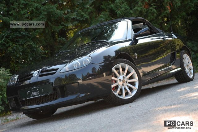 2003 MG  MGF * TF * Trophy * 160 * air * 1Hand * VAT * org.48tkm * Cabriolet / Roadster Used vehicle photo