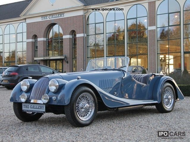 Morgan  4/4 Series 2 1958 Vintage, Classic and Old Cars photo