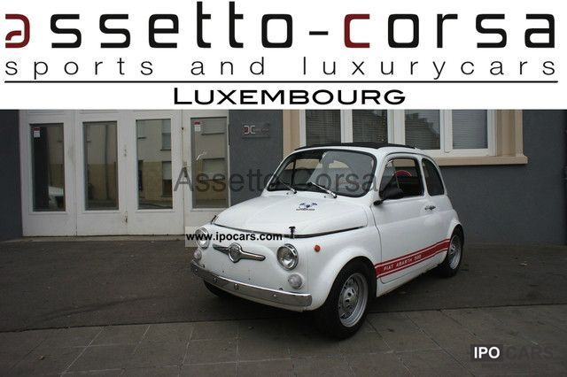 1975 Abarth  595 Abarth Small Car Used vehicle photo